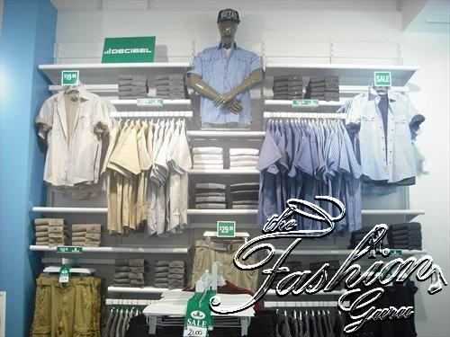 Jimmy jazz clothing store