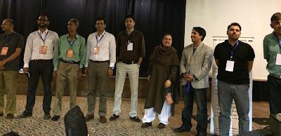 TiE Walks Mentors Lahore