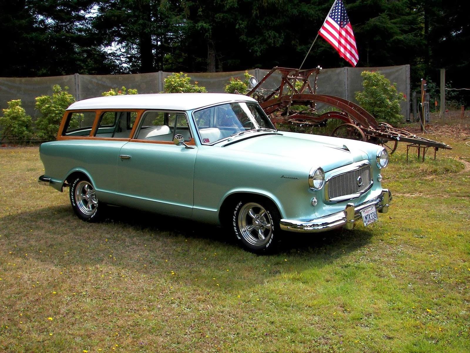 daily turismo 10k amc woody 1959 rambler american station wagon. Black Bedroom Furniture Sets. Home Design Ideas