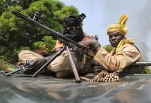 PBB: Genosida Melanda Republik Afrika Tengah