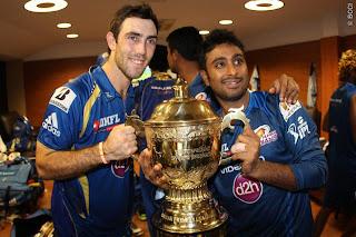 Glenn-Maxwell-Ambati-Rayudu-celebrates-MI-Win-IPL-2013