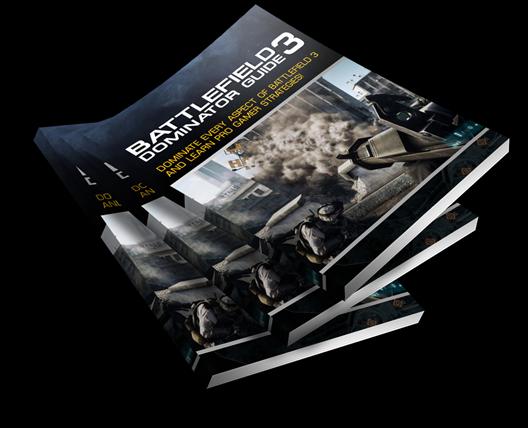 Best BF3 Guide: Battlefield 3 Weapons - 245.0KB