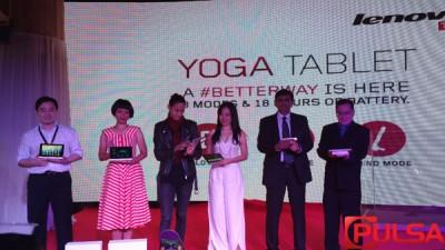 Lenovo Yoga, Desain Premium Baterai Tahan Lama