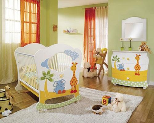 Melhor Cor Para Se Pintar O Quarto ~   maternidade  As melhores cores para pintar o quarto do seu beb?