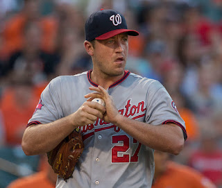 Detroit Tigers Sign Jordan Zimmermann