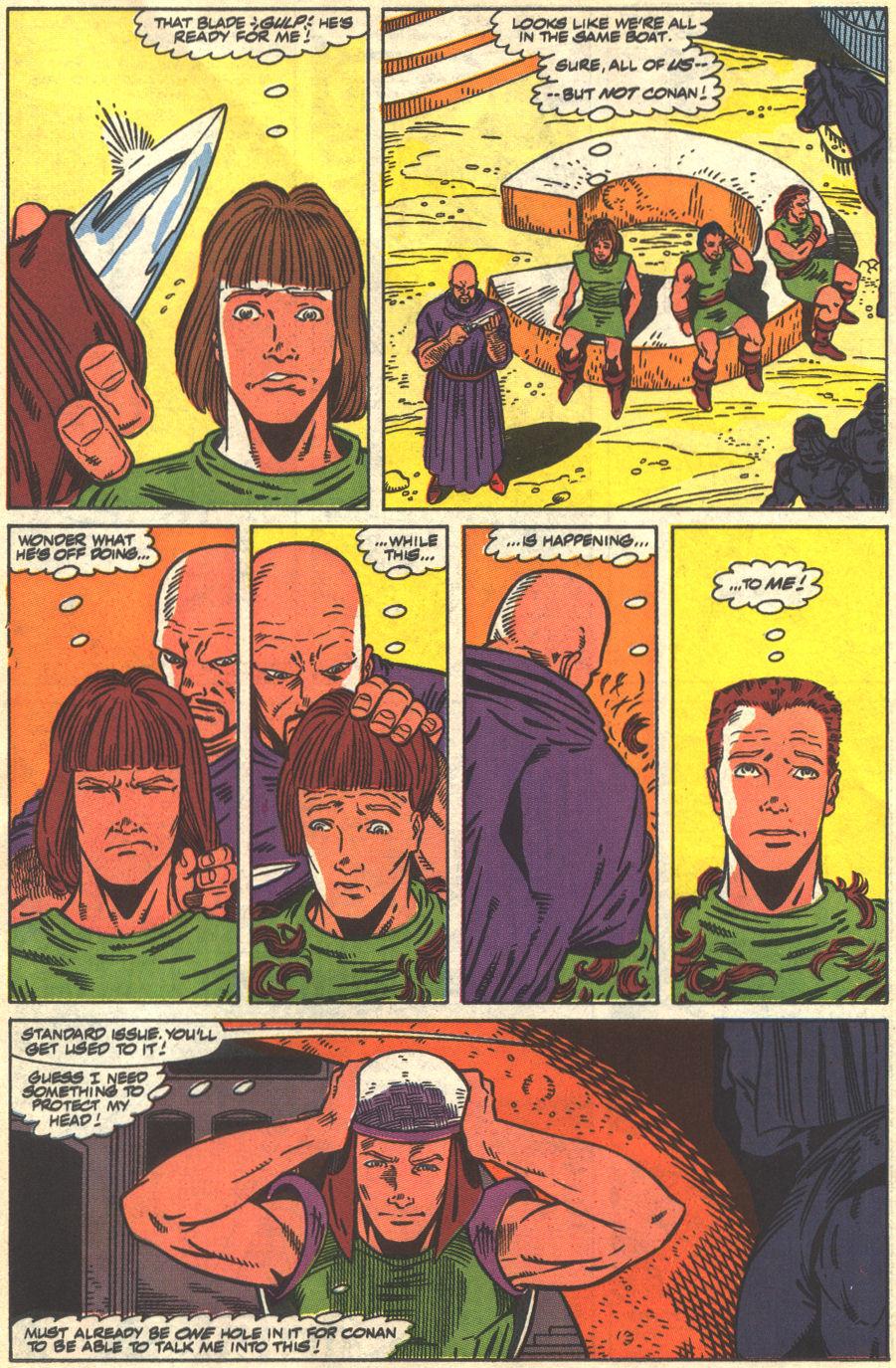 Conan the Barbarian (1970) Issue #235 #247 - English 9