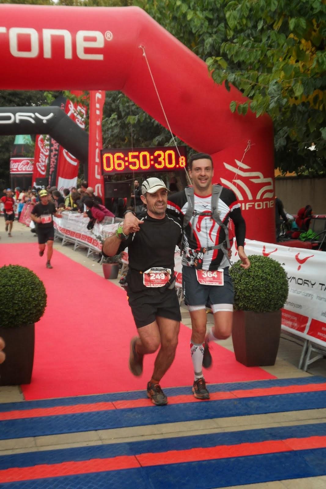 Marató del Montseny 2013