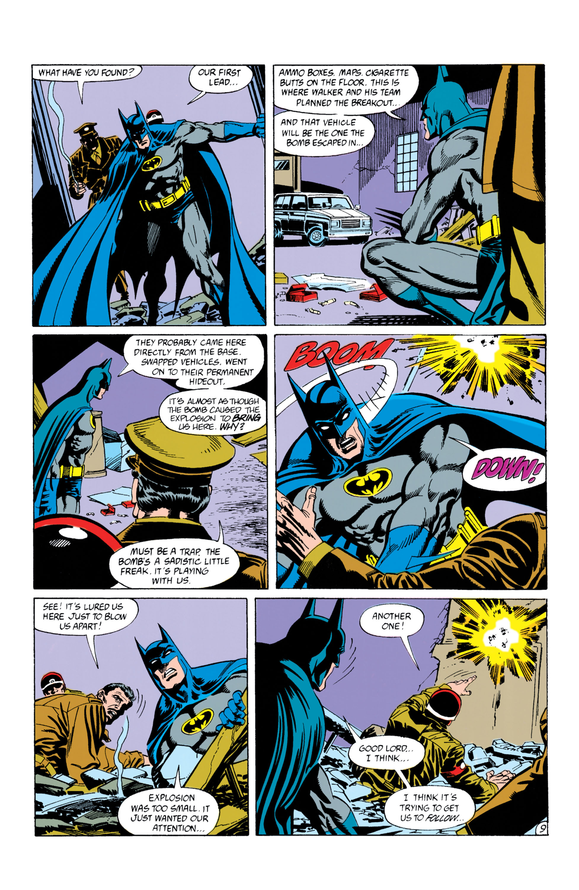 Detective Comics (1937) Issue #638 Page 10