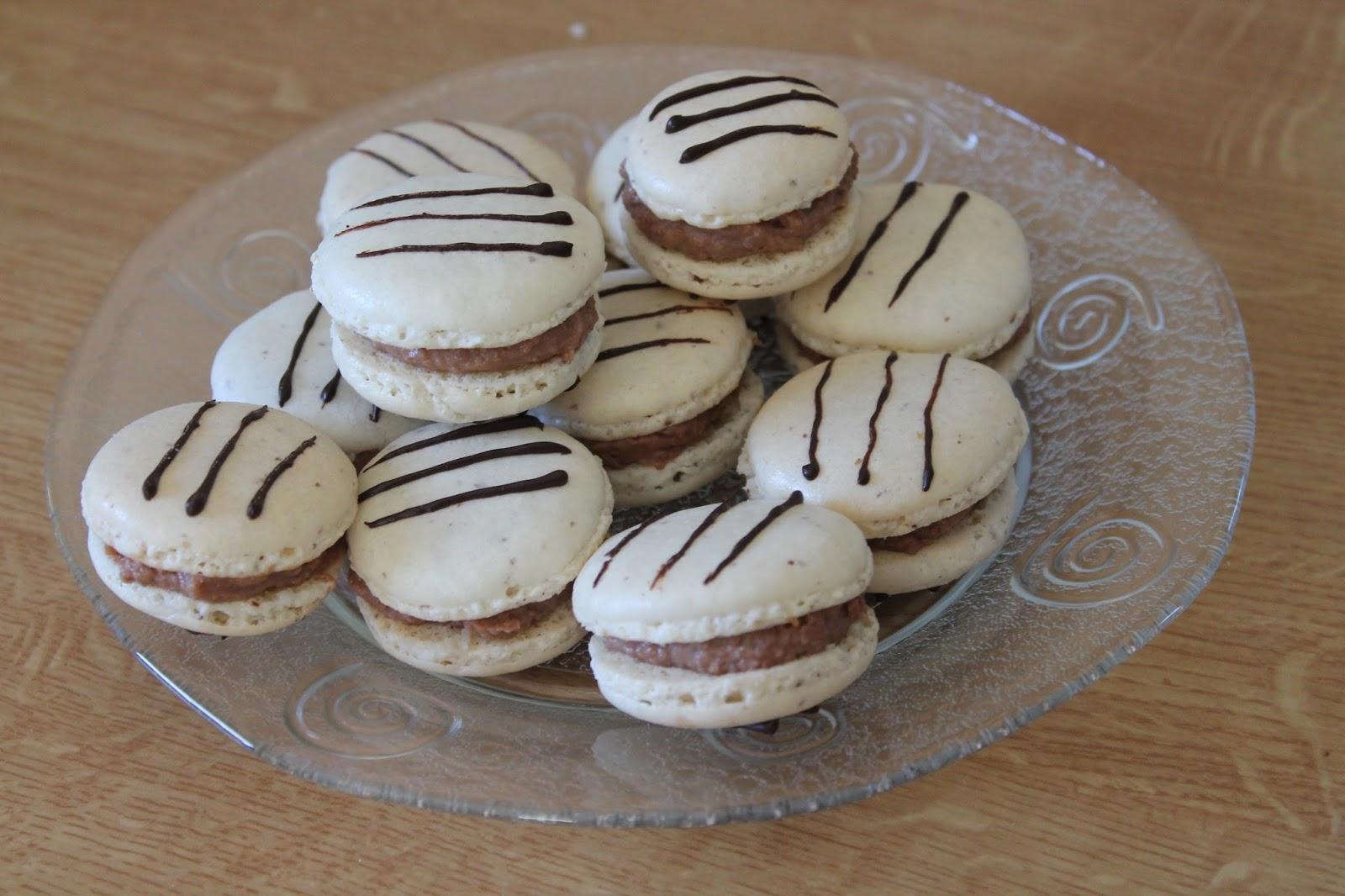 Exceptionnel Macarons aux Kinder Bueno DE78