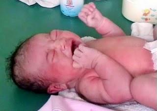 Bapa Durjana Meliwat Bayi 23 Hari