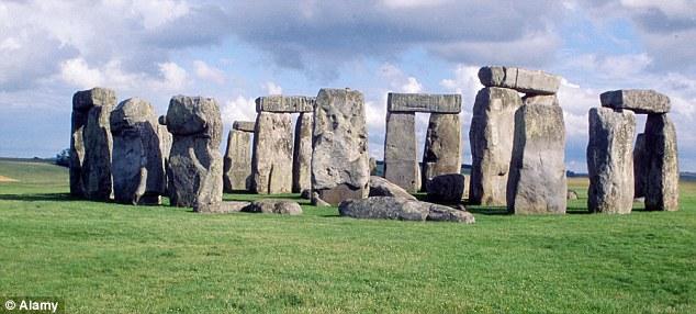 stonehenge di wiltshire