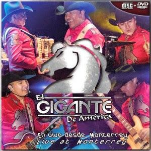 El Gigante De América (Bronco) – En Vivo Desde Monterrey Vol. 1 (Álbum En Vivo)