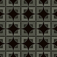 Giấy dán tường Hàn Quốc Retro 8807-4