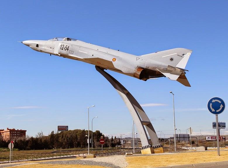 Phantom F-4 Torrejón