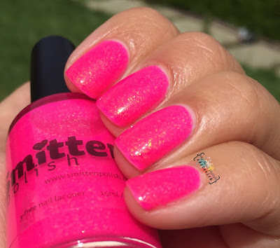 Smitten Polish Pool Noodle