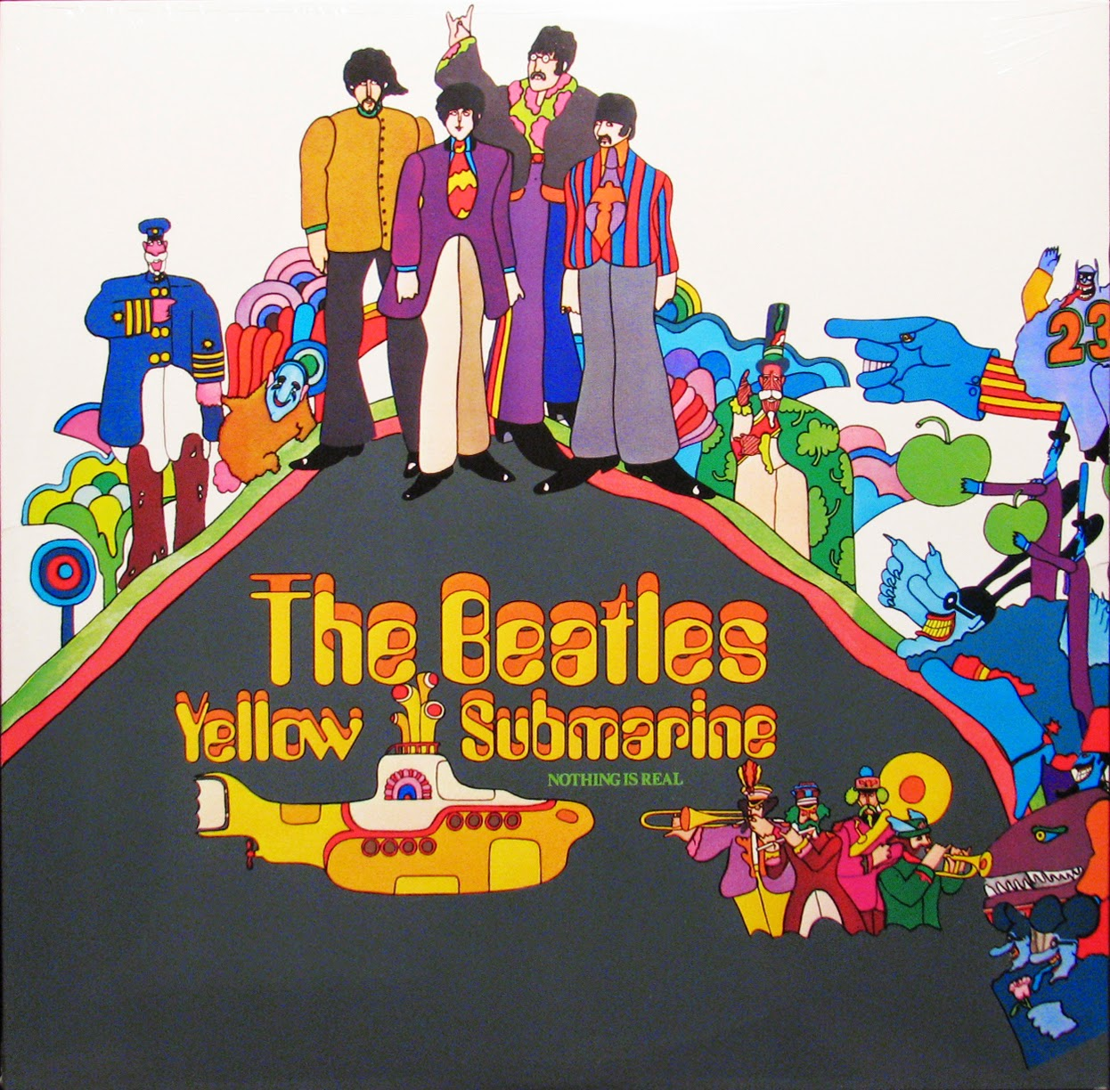 The Beatles - Hey Bulldog / All Together Now / It's All Too Much