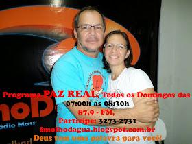 PAZ REAL - 87,9 FM