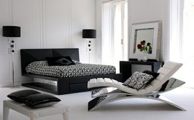 diseño dormitorio elegante