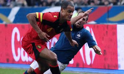France 0 - 0 Belgium (2)