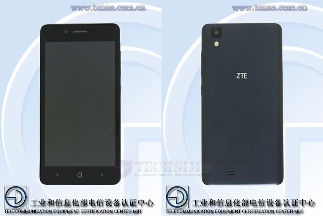 ZTE Q207T muncul di situs sertifikasi Tenaa, harga 2 jutaan dengan prosesor quad-core 1,2 Ghz