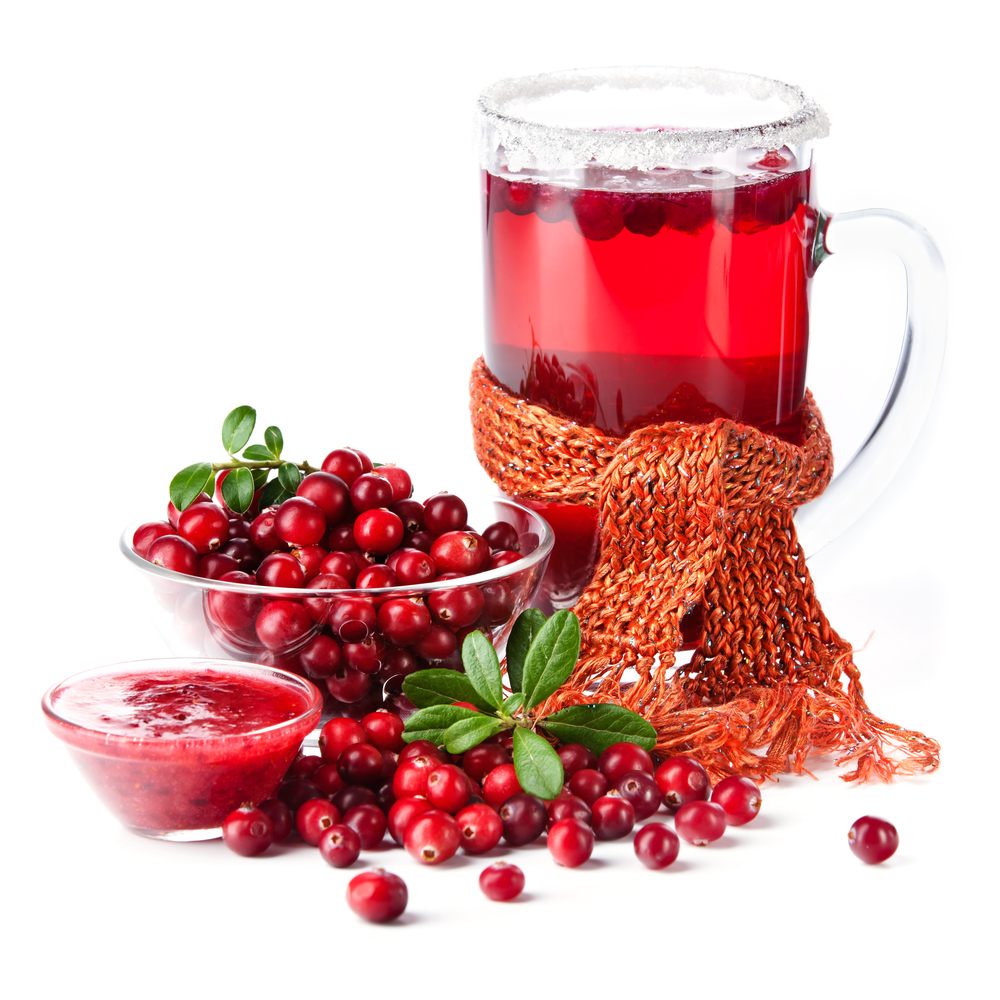 Cranberry juice may help reduce blood pressure by dilating blood vessels and increasing blood flow.