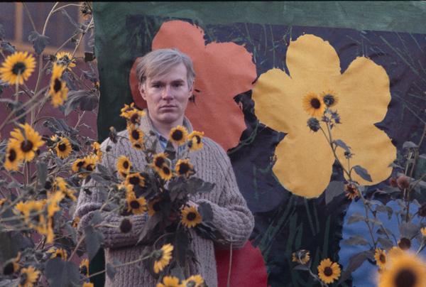 Warhol Flowers 1964 Vintage Everyday