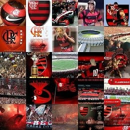 Site do Flamengo