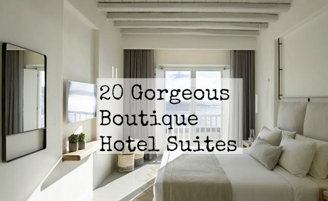 inspiring hotels!