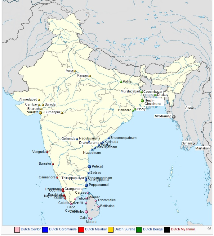 Baroda India Map.Colonial Era Of India Maps And International Relations