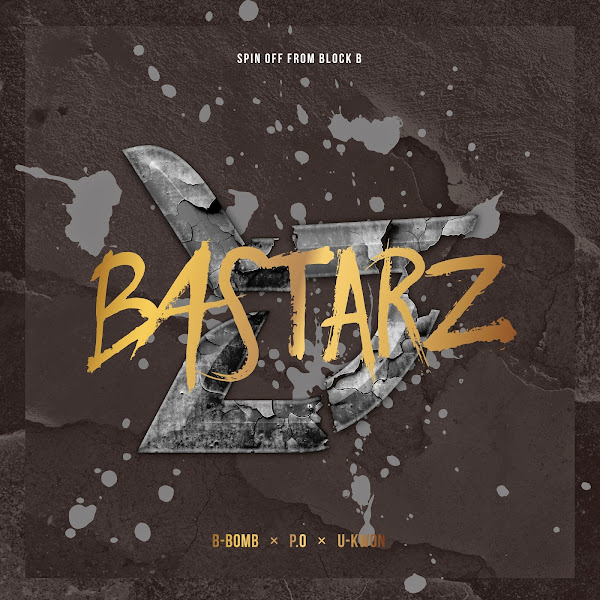 BlockB Bastarz Cover
