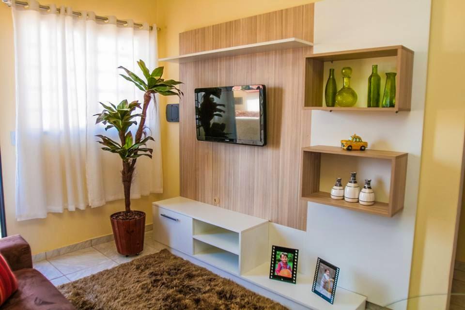 Casas s o sebasti o do para so casa modelo decorada for Modelos de casas procrear clasica