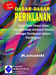 """Buku """"PERIKLANAN"""" - Laris Manis (Kanaidi)"""