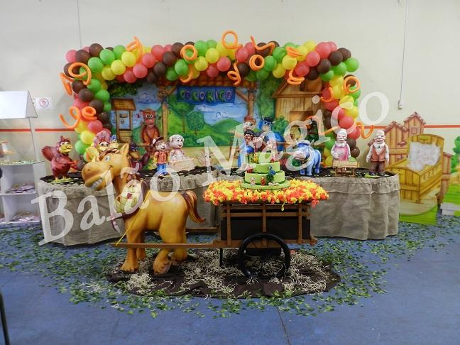 Agora n s somos festeirah decor cocoric for Agora decoration