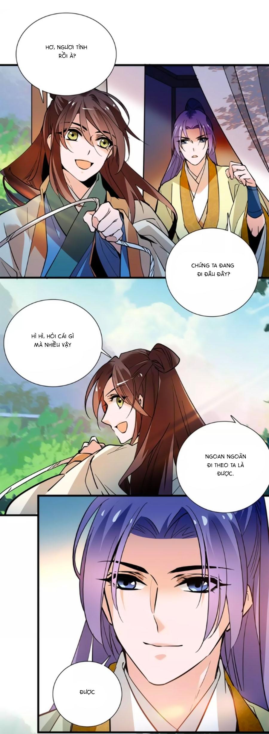 Hoàng Thượng! Hãy Sủng Ái Ta Đi! chap 86 - Trang 12