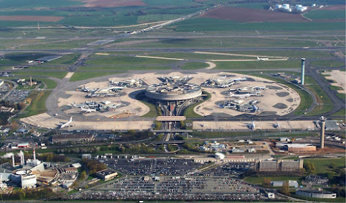 Aeroporto Charles de Gaulle – Paris – França