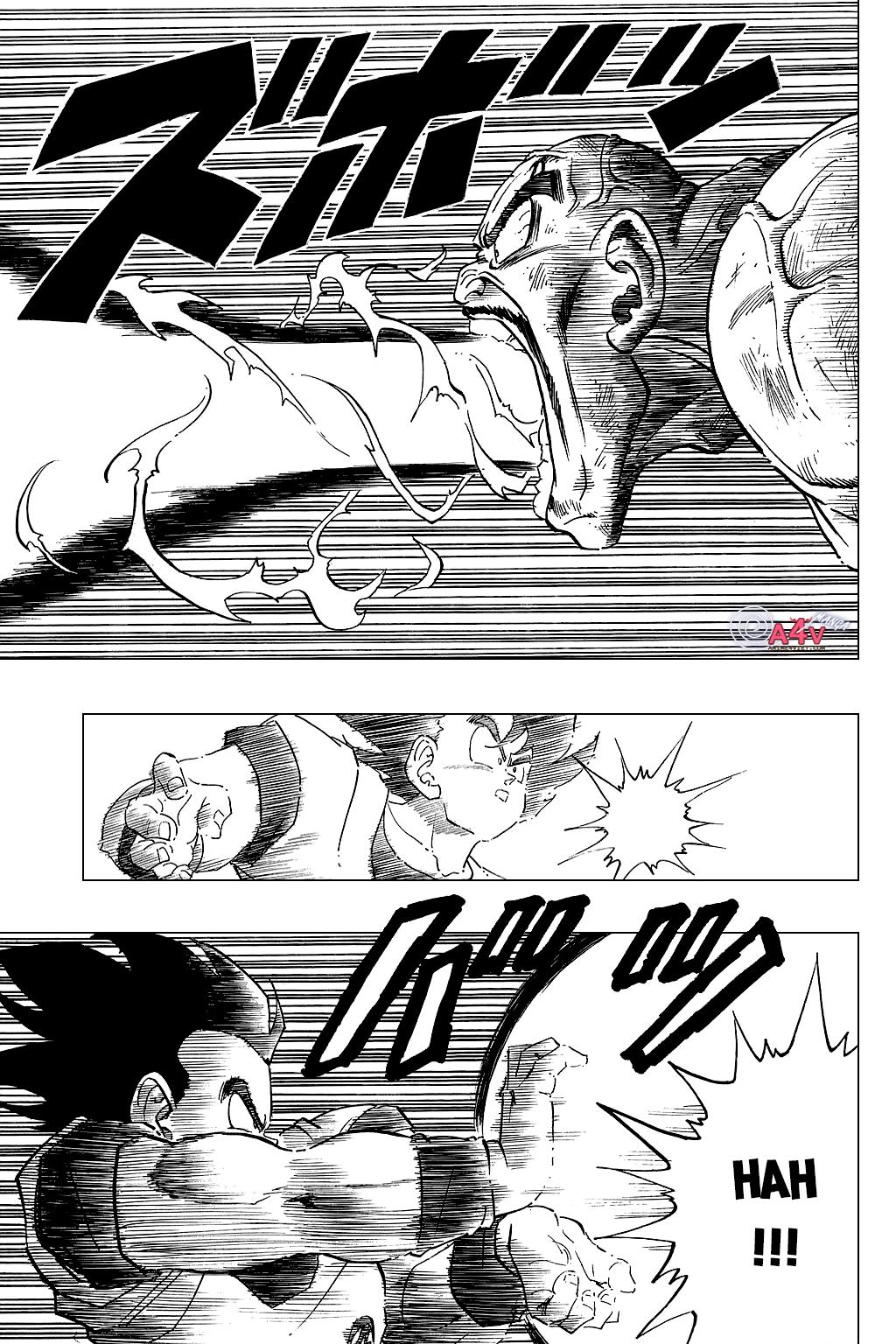xem truyen moi - Dragon Ball - 7 Viên Ngọc Rồng - Chapter 226