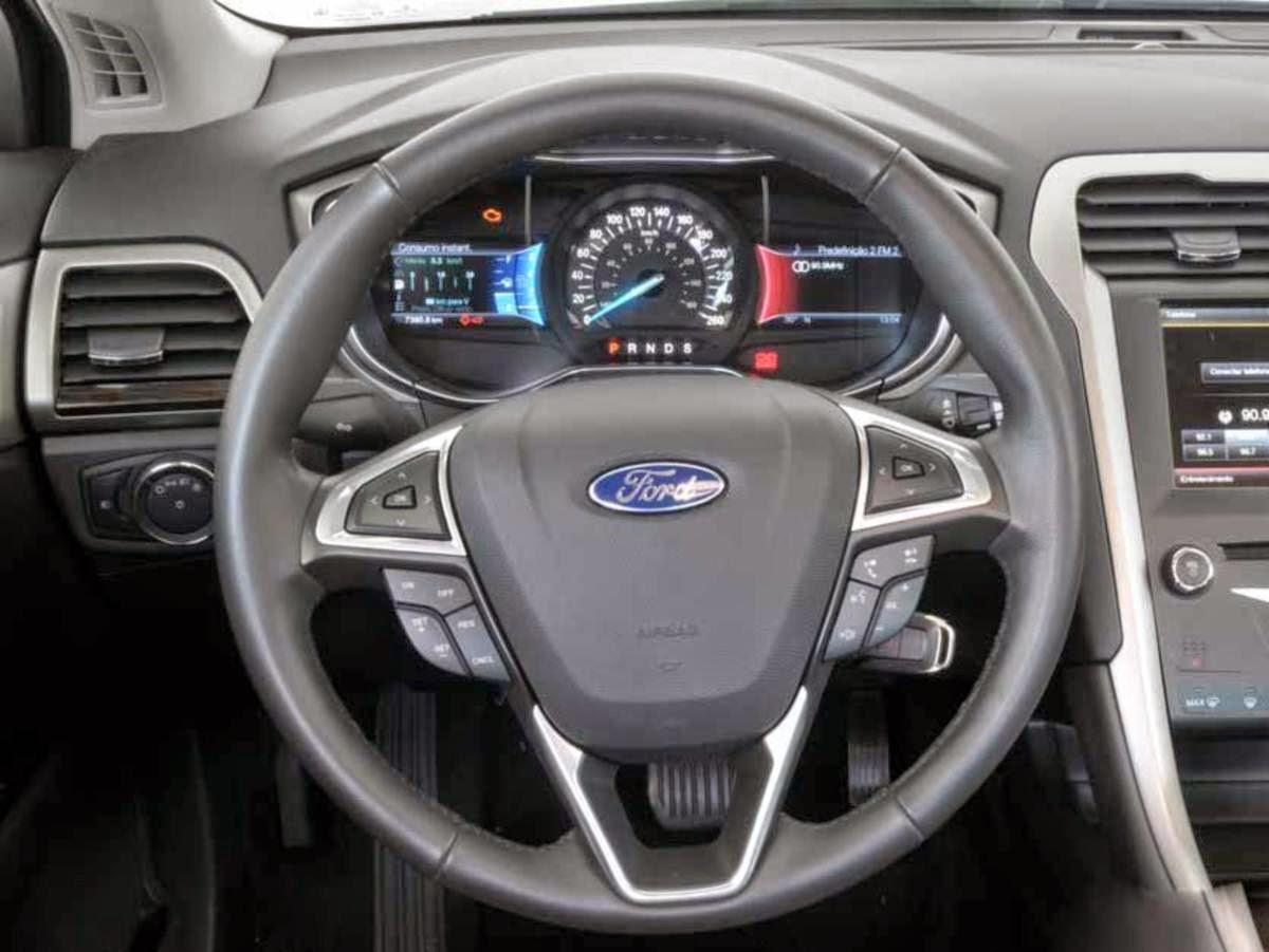 Ford Fusion 2014 interior acabamento interno