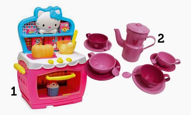 ideias de presentes de Natal para crianças - meninas