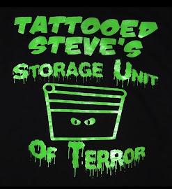 All About The Storage Unit of Terror