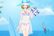 Bikini Mayo Giydirme Oyunu