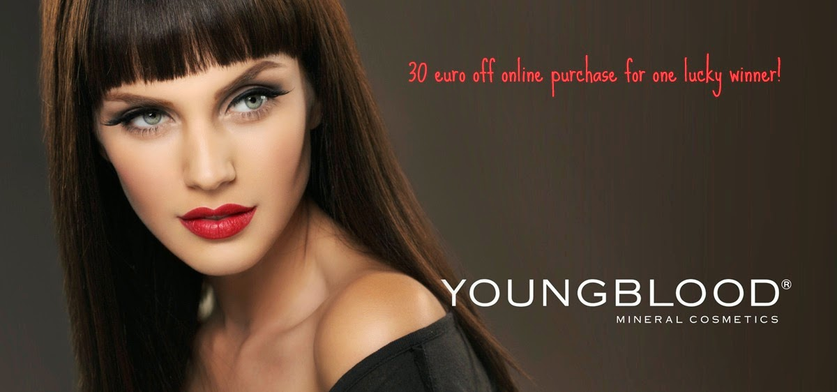 Youngblood Cosmetics Blog Giveaway