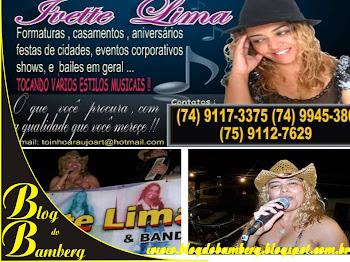 Cantora Ivete Lima