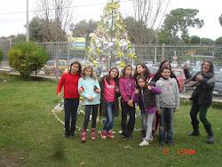 A árvore de Natal ecológica
