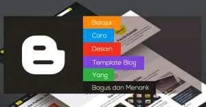 Tampilan Blog Profesional