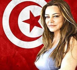 Leila Saidi Hammami candidate présidencielle de Facebook