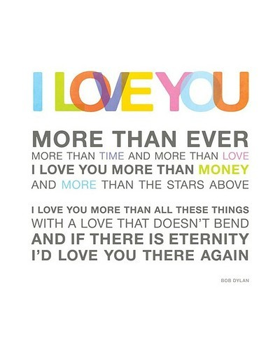 A Cute I Love You Quote : love you quotes to say i love you one