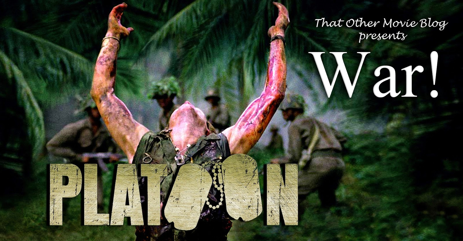platoon movie essays Analysis of platoon topics: vietnam war platoon essay within the movies we have witnessed, the themes of betrayal are all evident.