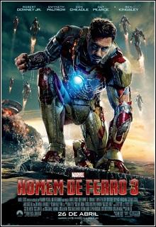 Download – Homem de Ferro 3 – DVDRip AVI Dual Áudio + RMVB Dublado