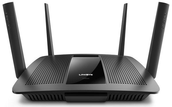 Linksys Max-Stream AC2600 MU-MIMO Gigabit Router EA8500