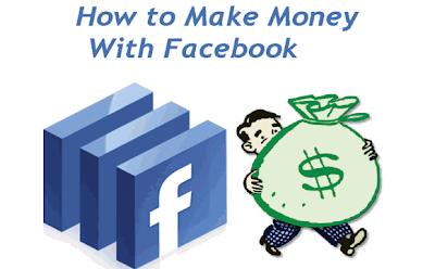 menghasilkan uang lewat facebook